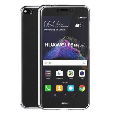 huawei p8 lite 2017 coque silicone 360