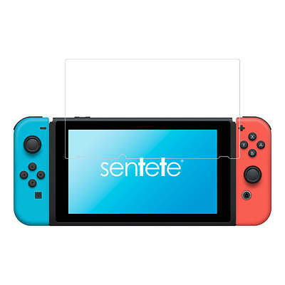 Sentete® Nintendo Switch Protector de Pantalla de Cristal Templado PREMIUM 3