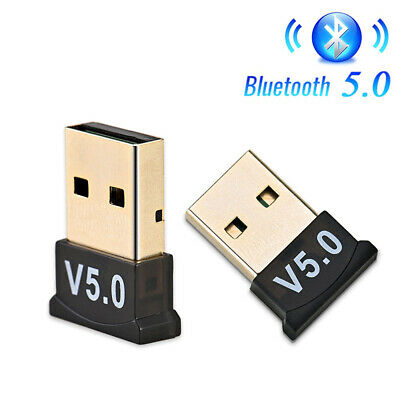 USB 5.0 Bluetooth Adapter Wireless Dongle High Speed CSR for PC Windows Computer 3