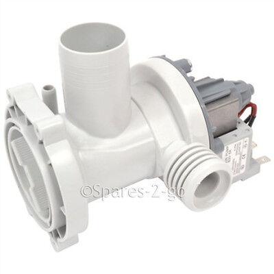 Haier Bush Baumatic Washing Machine Drain Pump Assembly 0022150033660401 #6B242