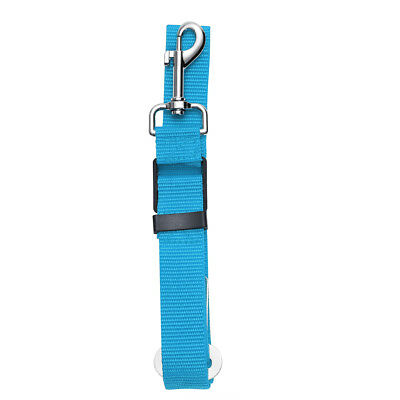 Pet Dog Car Vehicle Travel Safety Seat Belts Adjust Harness Restraint Clip UK 2