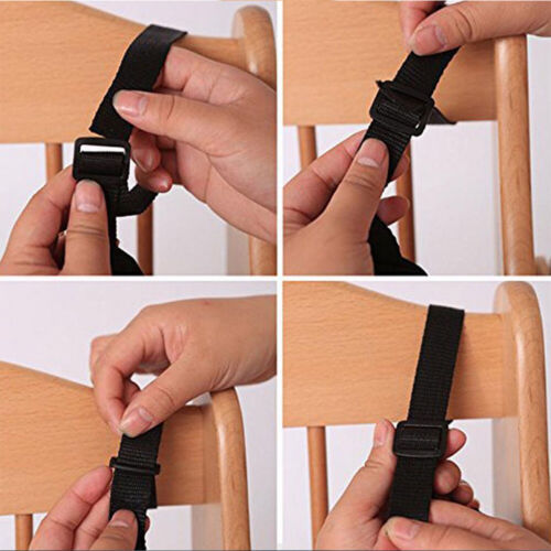 Kids 5 Point Safety Harness Stroller Baby Car Belt Strap High Chair Pram Buggy^ 4