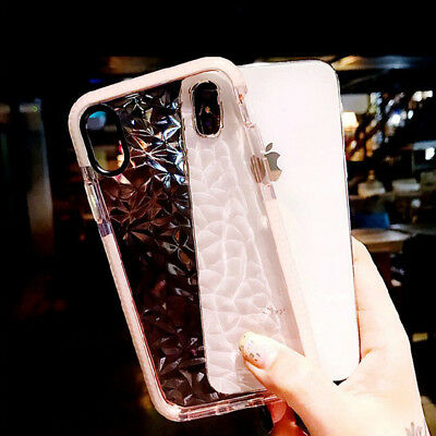 For iPhone 11 Pro Max XS Max XR X 8 Plus Shockproof Case Cute Girly Luxury Cover 8