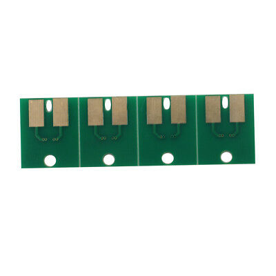 4pcs / set CMYK Permanent Roland VP-300 / VP-540 / VS-300 ECO Solvent Max2 Chips 3