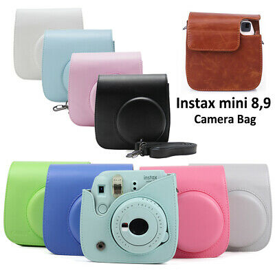 For Fujifilm Instax Mini 8 9 Camera Case Accessories Kit Carry Bag Photo Album 4