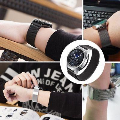 Milanese Edelstahl Uhren Armband Für Samsung Gear S2 S3 Sport Classic 20/22mm DE 5
