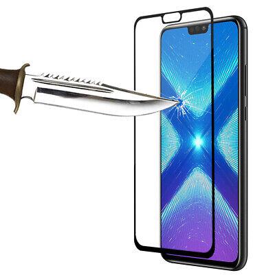 """Vitre De Protection Écran Film Verre Trempe Huawei Honor 8X 6.5"""" 3"""