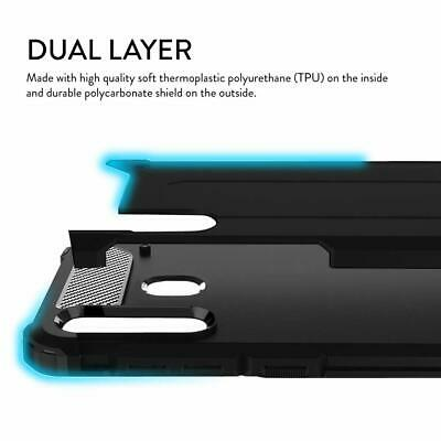 For Samsung Galaxy A20 A50 A70 Case Full Body Rugged 360 Shockproof Hard Cover 5