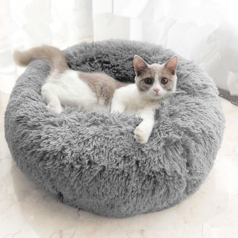 Coussin moelleux lavable et confortable pour Chien chat Chinot lit confortable 4