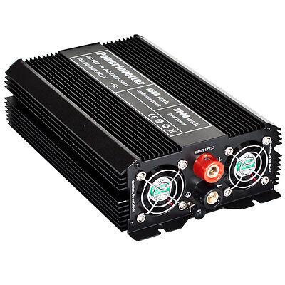 Spannungswandler Inverter 12V auf 230V 1500 3000 W Watt Wechselrichter 2