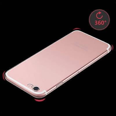 Ultra-Thin Clear Soft Silicone TPU Transparent Case Cover For iPhone 6S 7Plus XR 6