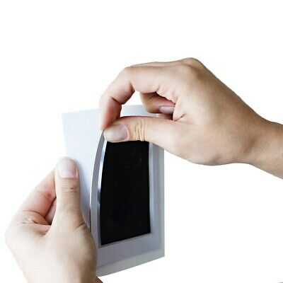 Fussabdruck Handabdruck Stempel Baby Neugeborenen Clean Touch Abdruckkissen 2