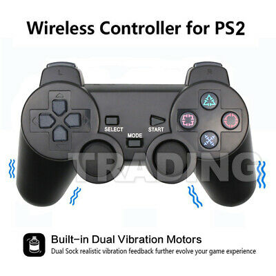 2x For PS2 PlayStation 2 Wire Cable Controller Dual Shock Gamepad Console Joypad 7