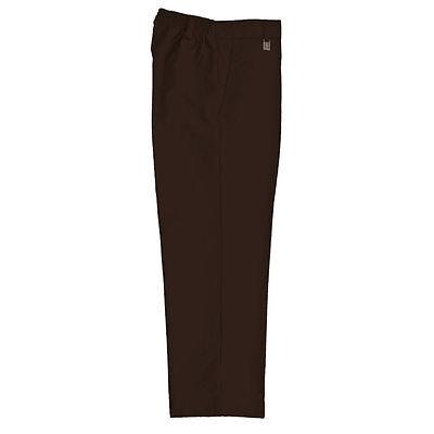 Zeco School Uniform Boys Elastic Standard Fit Trouser (3-16YRS)(BT3052)  Teflon