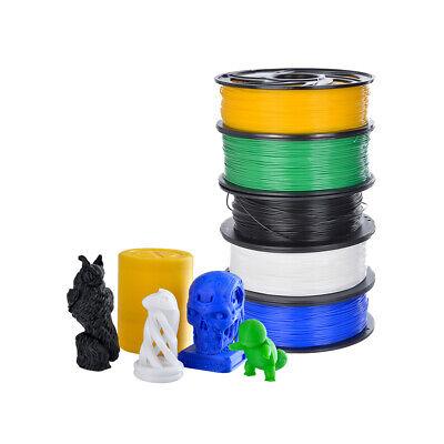 Filamento de PLA 3D (1 Kg) calidad premium tinta para impresora creación figuras 5
