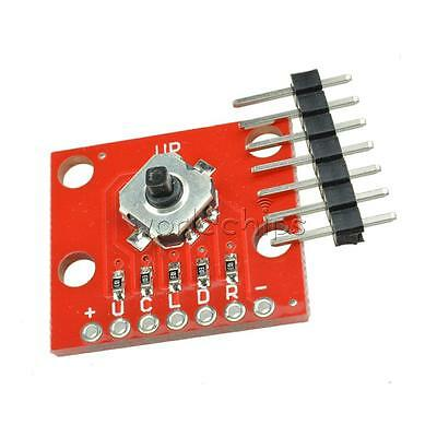 5-Way Tactile Switch Breakout Dev Module converter Board for Arduino Joystick 2