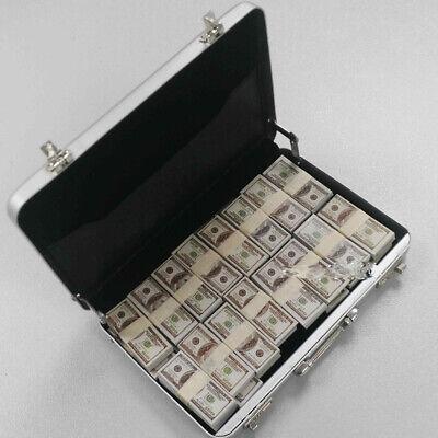 "1//6 Scale Briefcase Suitcase Metal Model Cash Case F 12/"" Action Figure Hot Toys"