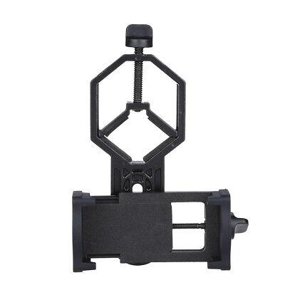 Spotting Scope Microscope Mount Bracket  for Phone Camera Adapter Univesal su 6