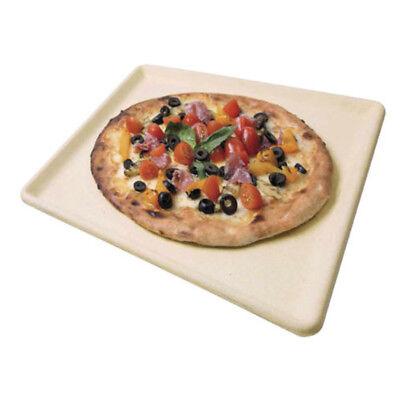Trabo Naturcook Pietra Refrattaria + Pala Forno per Pizza Carne Pesce Verdure 3