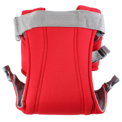 Newborn Infant Adjustable Comfort Baby Carrier Sling Rider Backpack Wrap Straps 5
