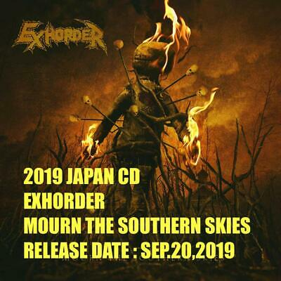 2019 Japan Cd Exhorder Mourn The Southern Skies 3