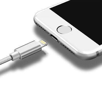 LOT3 CABLE USB CHARGEUR POUR IPHONE X 8 7 6S 6 PLUS 5 SE XR XS MAX Rapide 2Mètre 7