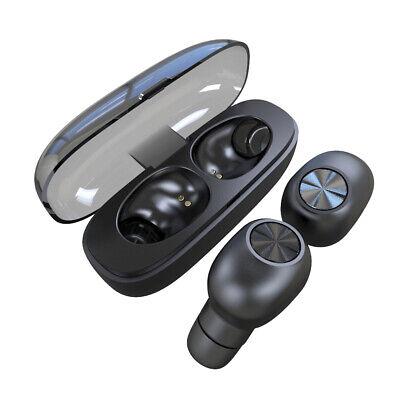 Bluetooth 5.0 Noise Reduction TWS True Wireless Earbuds Earphones DR6 Mini Black 12
