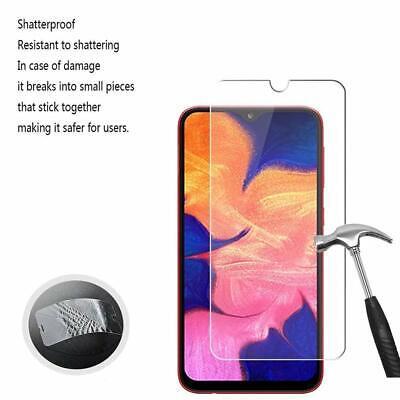 PELLICOLA VETRO TEMPERATO per SAMSUNG A10 A 10 PROTEGGI SCHERMO DISPLAY LCD 6