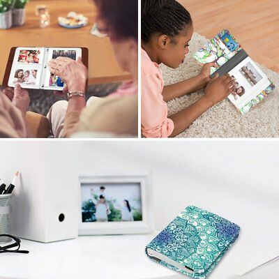 Mini Photo Album 104 Pockets For Fujifilm Instax Mini 8/9 Mini 90/25,HP Sprocket 7