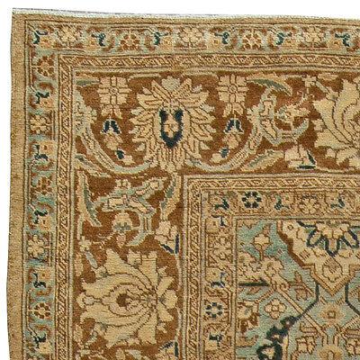 Antigüedad Persa Tabriz Alfombra BB5970 4