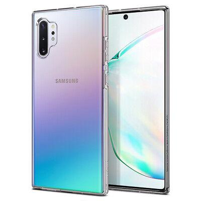 Galaxy Note 10, 10 Plus/10 Plus 5G Case | Spigen® [Liquid Crystal] Clear Cover 4
