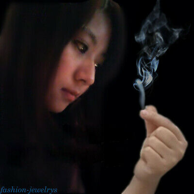 10PCS Close-Up Magic Illusion Gimmick Finger Smoke Fantasy Trick Prop Stand-Up 5