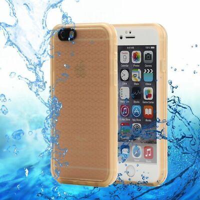 Waterproof Shockproof Hybrid TPU Phone Case Full Cover Fr iPhone X 7 6s 6 8 Plus 7
