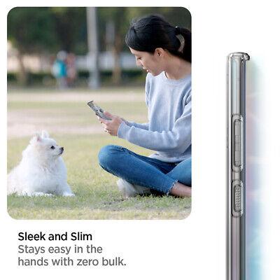 Galaxy Note 10, 10 Plus/10 Plus 5G Case | Spigen® [Liquid Crystal] Clear Cover 7
