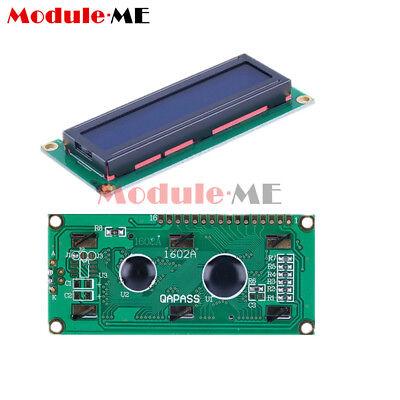 1/2/5/10X 1602 16x2 Character LCD Display Module HD44780 Controller Blue Arduino 6