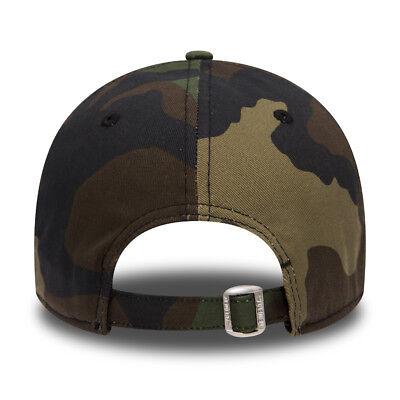 New Era Mens Baseball Cap.9Forty Mlb New York Yankees Army Camo Adjustable Hat 8 2