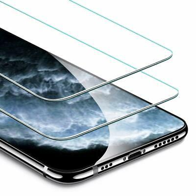 Premium iPhone X, XS, XR, XS MAX Tempered Glass Screen Protector - 3 PACK 9