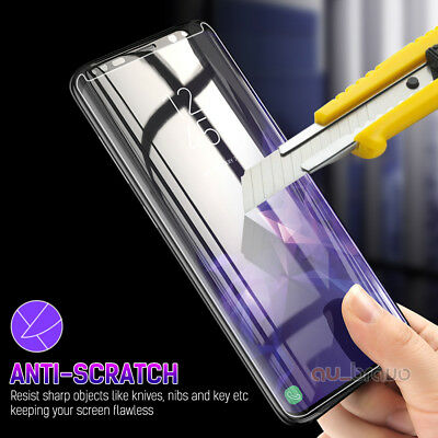 Samsung Galaxy S10 S9 S8 Plus S10e Note 9 8 Full Tempered Glass Screen Protector 3