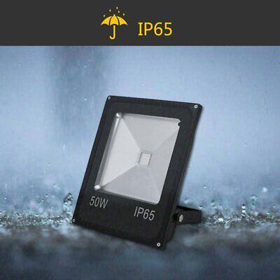 10W 20W 30W 50W LED RGB Projecteur Projecteur Spot Extérieur Projecteur IP65 SMD 7