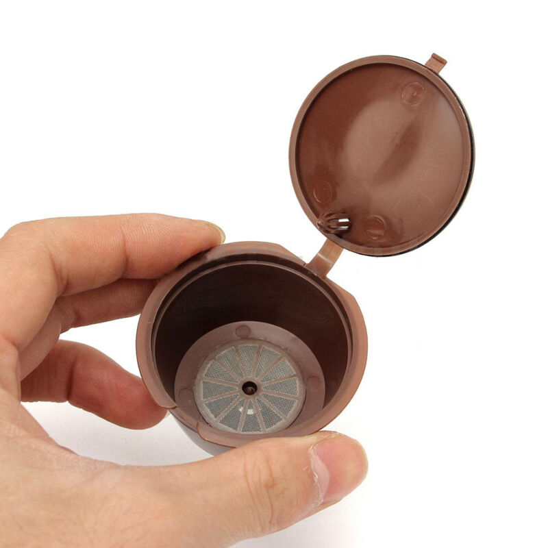 1 pcs Refillable Dolce Gusto Coffee Capsule For Nescafe Dolce Gusto Cafes HOT 6