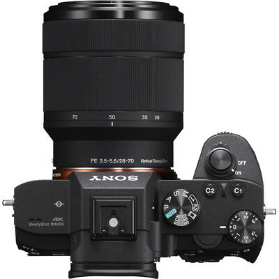 Sony a7III Full Frame Mirrorless Interchangeable Lens Camera with 28-70mm (OPEN 5