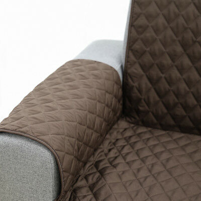 Waterproof Quilted Sofa Couch Cover Chair Pet Dog Kids Mat Furniture Protector 4