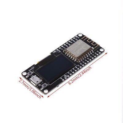 ESP8266 ESP12F ESP-12F OLED NodeMCU WiFi WeMOS Development Board