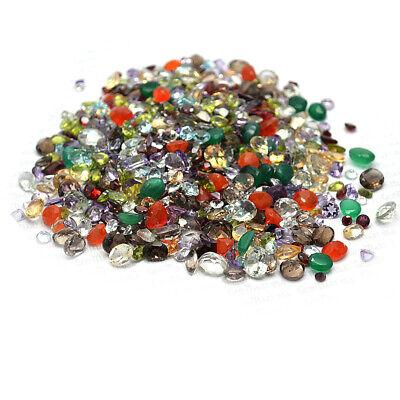 AAA Mixed Gems Semi Precious Loose Natural Gemstones Lots Faceted Cut (MX-60003) 6