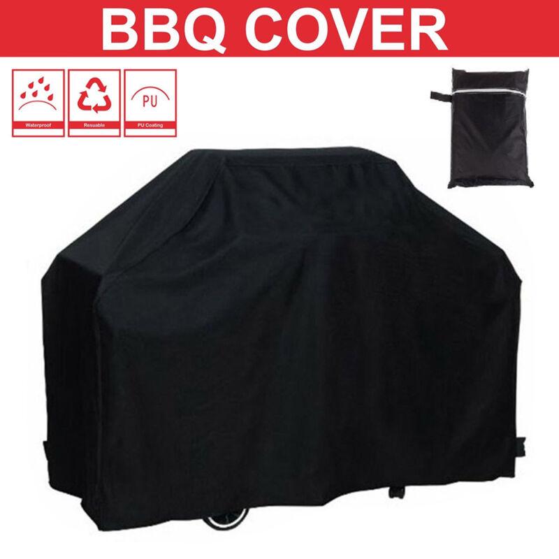 Housse barbecue Imperméable Extérieur Couvre jardin patio couverture grand 2