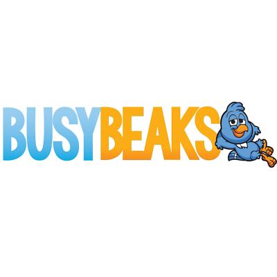 BusyBeaks Suet Fat Balls - High Energy Feed Wild Garden Bird Food Treats 3