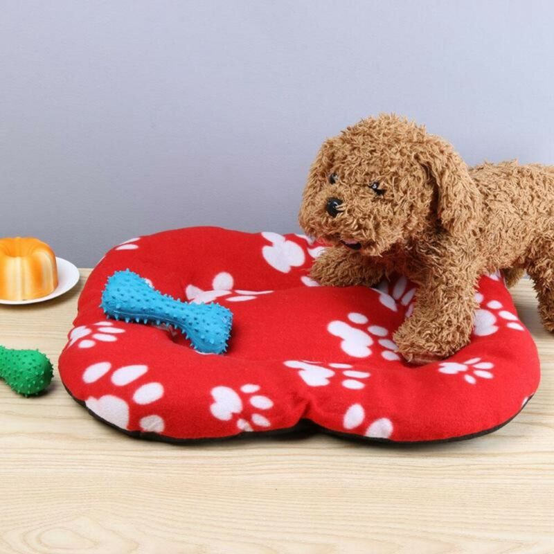 Large Soft Pet Cat Dog Bed Puppy Warm Cushion House Pet Kennel Dog Mat Blanket 2