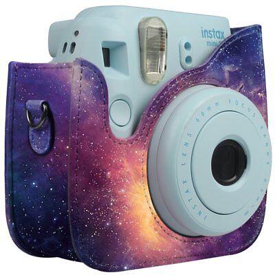 For Fujifilm Instax Mini 8 / 8+ Mini 9 Instant Camera Case Bag Protective Cover