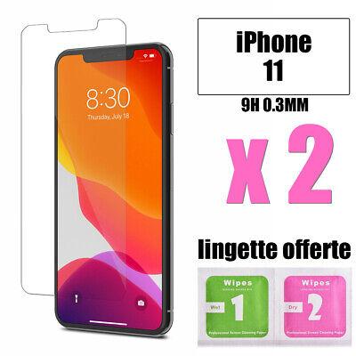 Pour iPhone 8 7 6s PLUS 11 Pro XR X MAX vitre protection verre trempé film écran 7