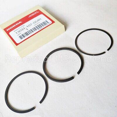 Honda CB100 CL100 CL100S XL100 SL100 Piston Ring Rings Set Oversize 0.50 New
